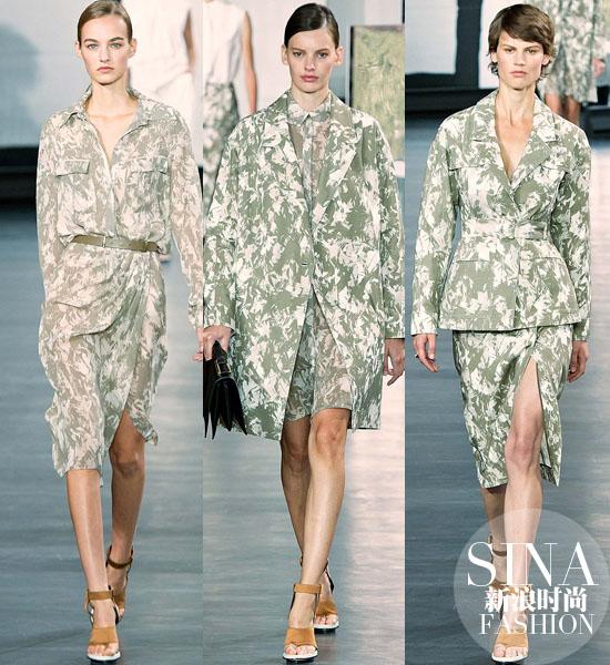 Jason Wu2015春夏印花裙装