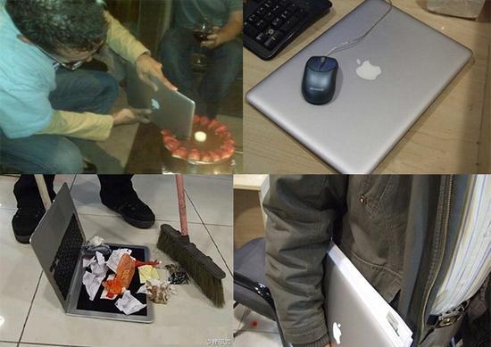 小编来给大家涨姿势,论Macbook的正确使用方式
