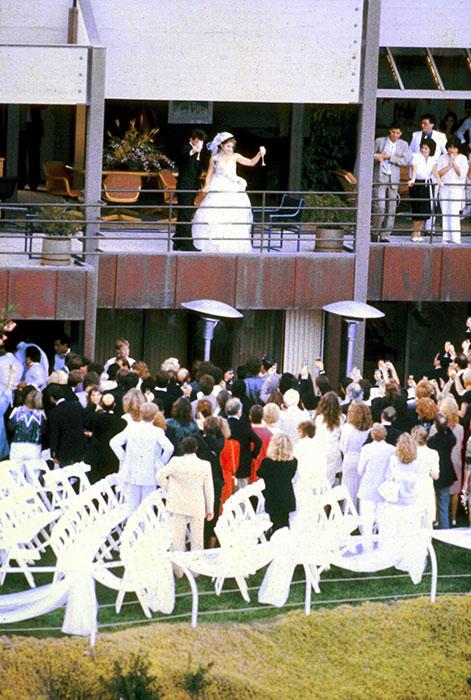 麦当娜婚礼