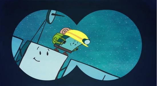 彗星,我来啦!
