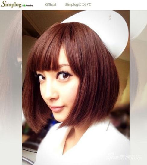 日本模特instagram