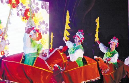 市民庆祝第二个睦邻文化节