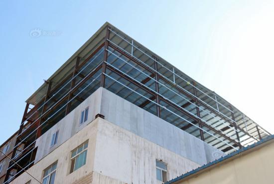 郑州城中村村民加盖房屋有房加盖到11层