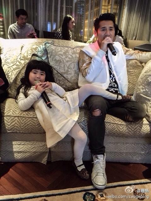 姐姐和金曲歌王K歌