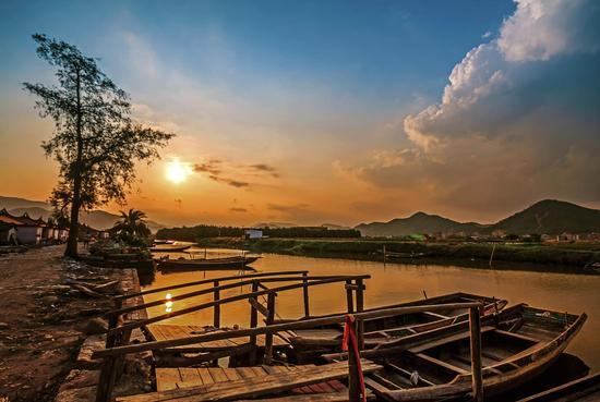 龙海市东园镇埭美村,是第六批中国历史文化名镇(村)、福建省第四批历史文化名村。
