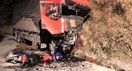 交通事故死亡起�y.i_货车刹车失灵导致交通事故