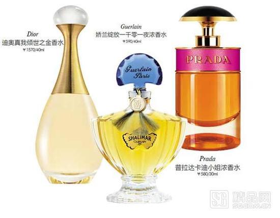 谁是香水界一姐