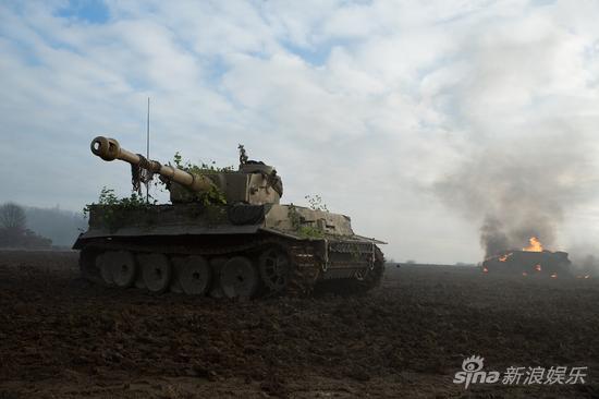 虎式坦克霸气外露