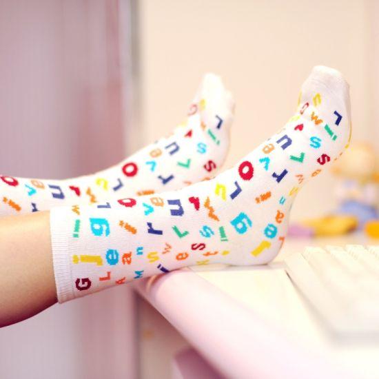 冬季选袜子 还是棉袜最好
