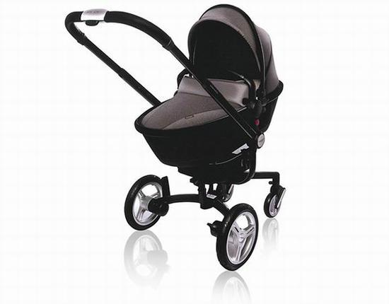婴儿车用全手工制作,由世界领先的设计师以及专家工匠共同打造