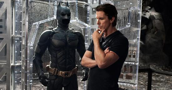 贝尔出演的蝙蝠侠