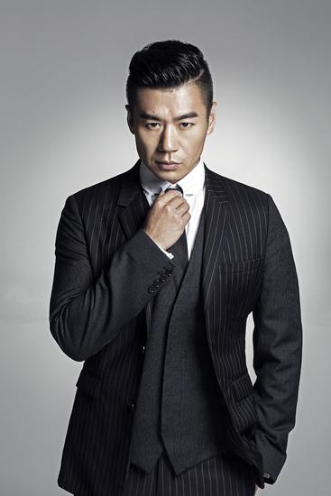 演员徐佳因在《我是特种兵》《我是特种兵之利刃
