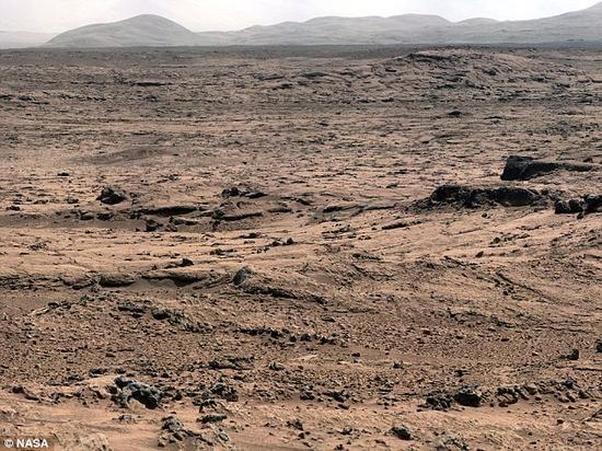 科学家称外星人用核打击摧毁火星古代文明