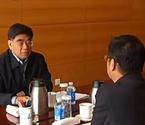 首曝中央巡视组谈话画面