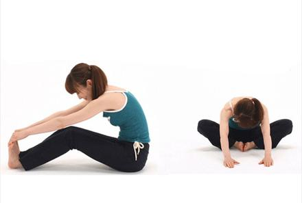 15秒极速瘦小腿 刺激股关节加快淋巴循环