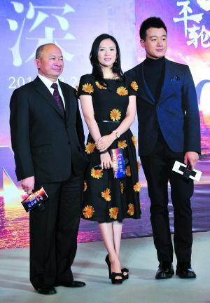 章子怡宣传新片《太平轮》