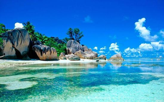 海岛蜜月行:梦幻海岛给你完美蜜月行