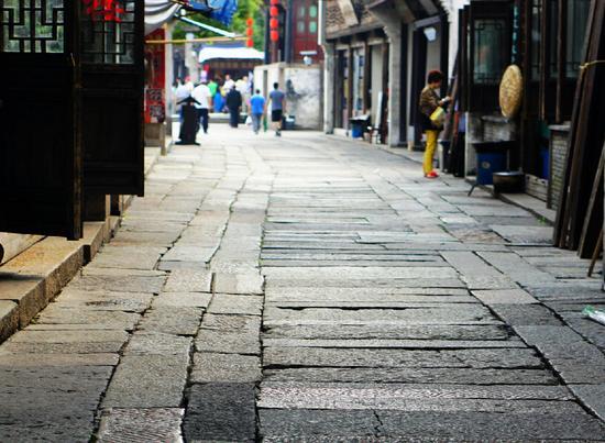 世界互联网大会选定乌镇作为永久会址