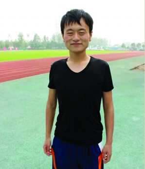 东大学霸一年减肥90斤 被同学赞为励志哥