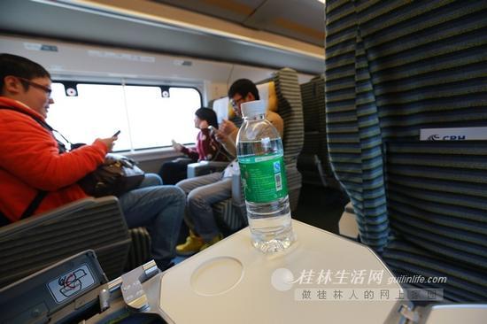 借力贵广高铁桂林迎来发展的春天 旅游服务业迎发展机遇