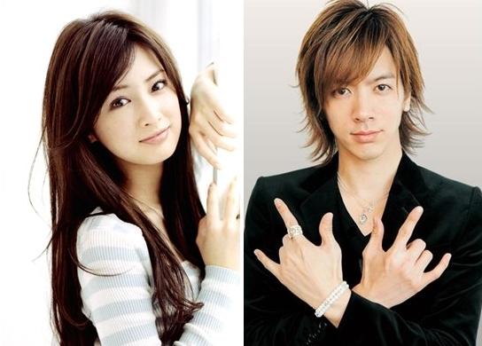 北川景子和DAIGO爆热恋。