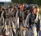 中国女性苦行僧生活