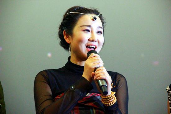演员李欣蔓