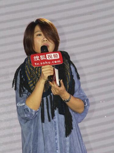 搜狐内容运营中心总编辑尚娜