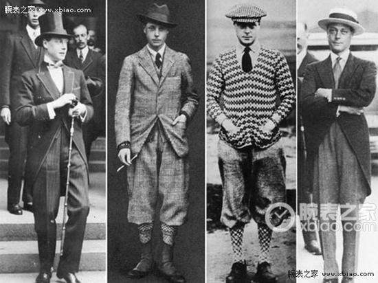 """【新时尚】称得上""""绅士""""的男人都戴什么表"""