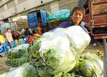 蔬菜价稳量足