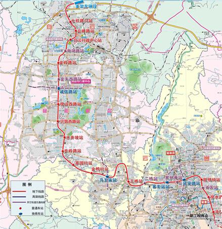 贵阳到广州地图