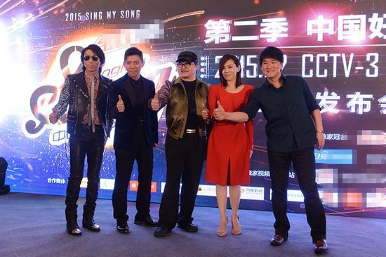 《我是歌手》第三季嘉宾名单、《中国好歌曲》第二季导师确定