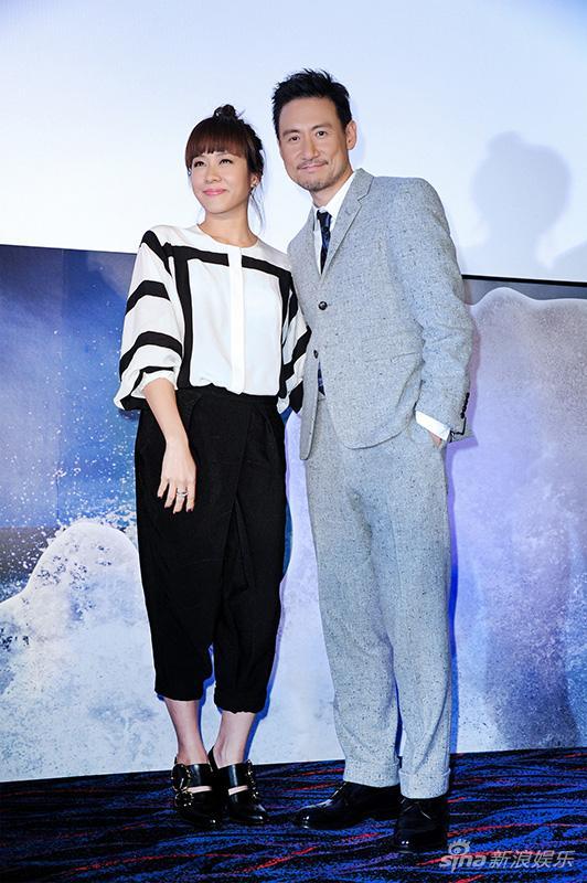 张学友出席MV亚洲首映会分享新歌三部曲