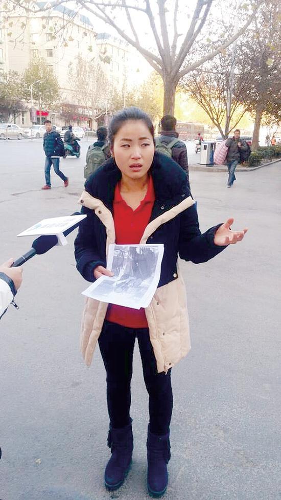 早班途中看到报道女孩忍不住哭了