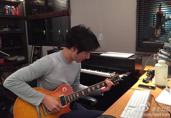 王力宏近来一直在筹备新专辑