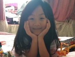 吴启华女儿6岁生日