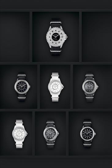 【新时尚】华丽而帅气 香奈儿推出J12-G.10系列腕表