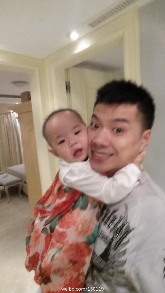 黄毅清和女儿