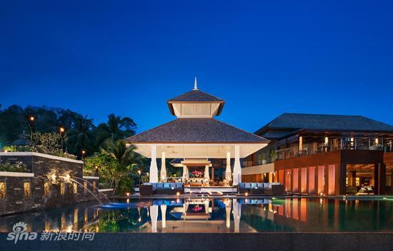 安纳塔拉普吉岛拉扬水疗度假酒店