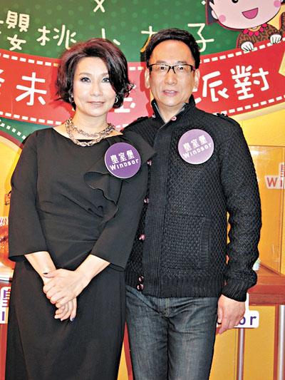蒋志光与韦绮姗大唱经典名曲