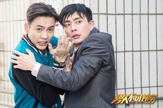 已定档12月24日上映,近日,出品方发布了一组主演黄宗泽[微博]和陈伟霆
