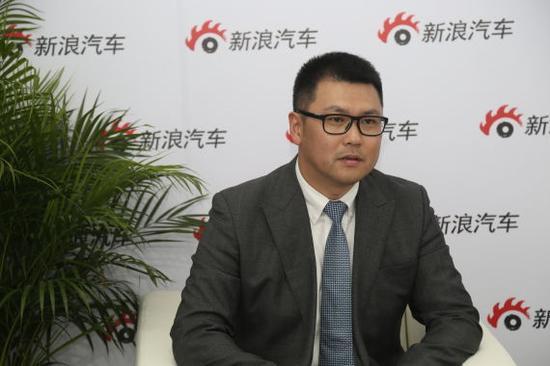 广汽三菱汽车有限公司销售部副部长李建军