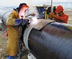 天然气管道工程开工