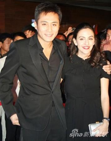 刘烨和法国老婆安娜