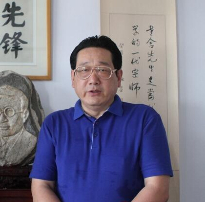 新浪山东对话世界孔子协会副会长鲁明