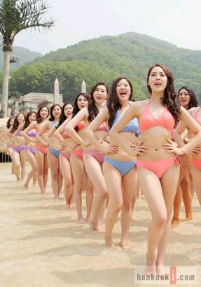 韩国女孩跨国婚姻首选中国