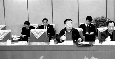 代表审议检察工作报告