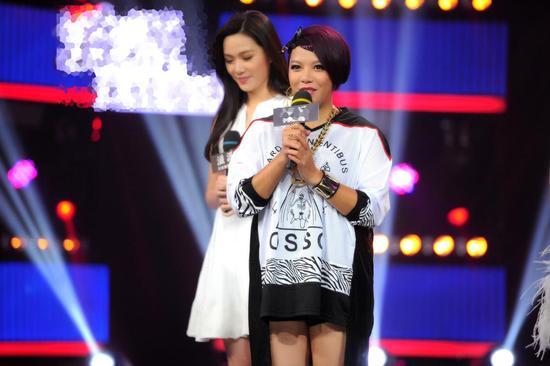 张惠春发表冠军感言