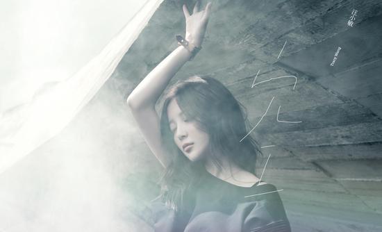 汪小敏专辑封面