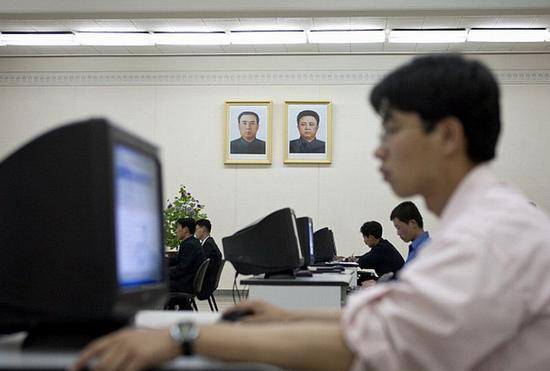 朝鲜民众可免费上国家局域网